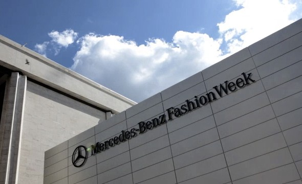 Mercedes-Benz Fashion Week Marquee